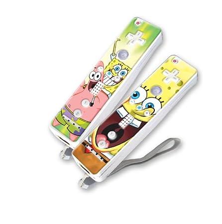 SpongeBob: Wii Controller Skins - 2 pack