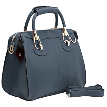 Top Double Handle Doctor Style Handbag