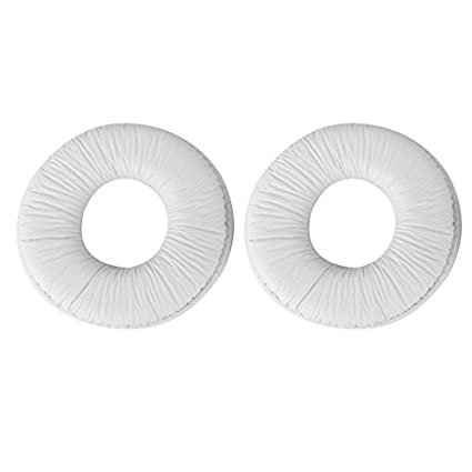 Imported-Ear-Pads-Cushions-for-Sony-MDR-ZX100-ZX300-Headset-Headphone-White