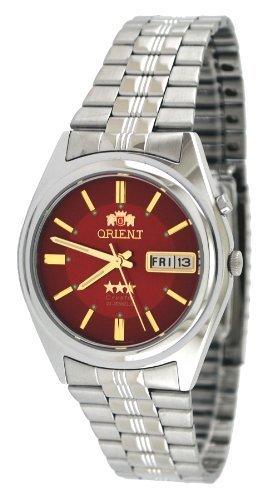 Orient #BEM6Q002H da uomo Tri-Star Standard avvolgimento automatico Orologio da donna