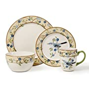 Pfaltzgraff Studio 16-Piece Dinnerware Set, Serenade