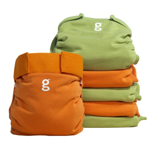 gDiapers gPants, Everyday g's, Medium (6 Count)