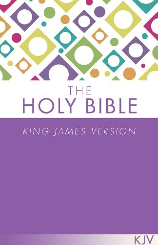 THE HOLY BIBLE KJV [PURPLE]