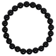 Natural Genuine Black Onyx Gem Beads,…