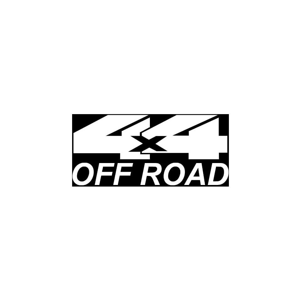 4x4 OFF ROAD Vinyl Decal Sticker fit Dodge Toyota GMC Car Truck Auto USA SELLER