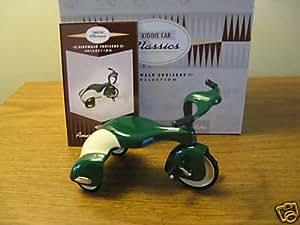Hallmark Kiddie Car Classics 1939 American National Pedal Bike from the Sidewalk Cruisers Collection QHG6314