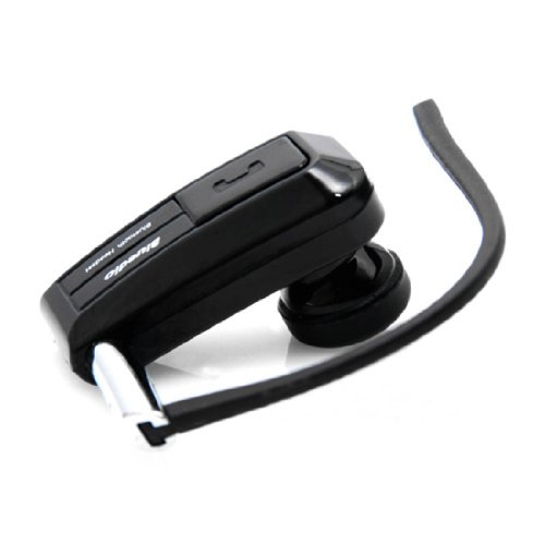 Bluedio N76 Bluetooth Mono Headset (Black)