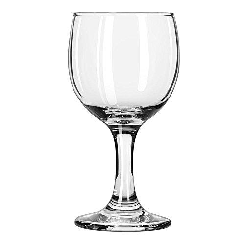 Libbey 3769 Embassy 6.5 Oz. Wine Glass - 24 / CS
