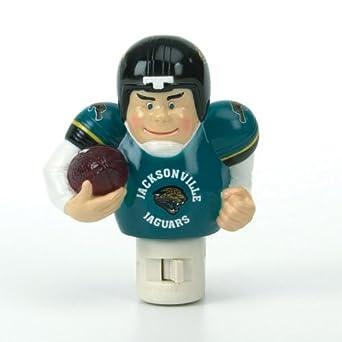 """5"""" NFL Jacksonville Jaguars Football Player Night Light"""