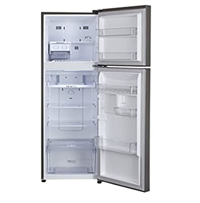 LG GL-B282SSPM Frost-free Double-door Refrigerator (255 Ltrs, 3 Star Rating, Scarlet Paradise)
