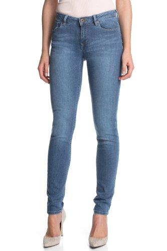edc by ESPRIT Damen Super Skinny Jeans Skin Gr.