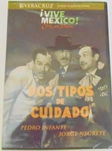 Amazon.com: Dos Tipos De Cuidado: Jorge Negrete, Pedro Infante