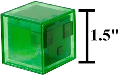 Minecraft Slime Box Accessory [Loose] (Jazwares) from Jazwares Toys