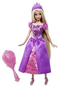 Disney Princess Colour Change Brush Rapunzel