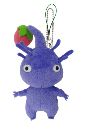 Purple Pikmin bud mascot (japan import) - 1