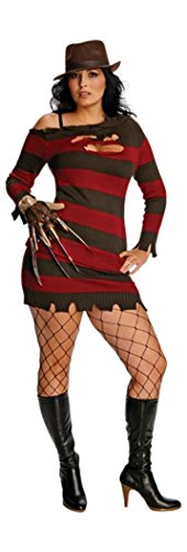 Rubie's Costume Co - Miss Sexy Krueger Adult Plus