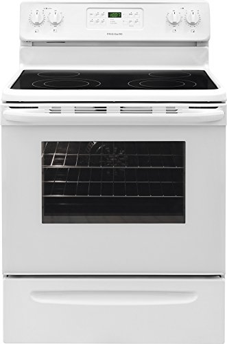 "Frigidaire FFEF3024RW 30"" Electric Smoothtop Selection in White"