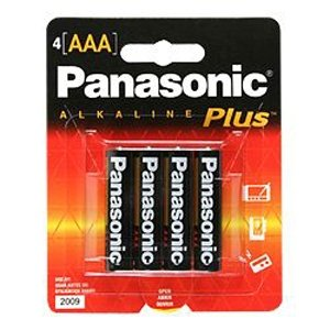 Panasonic Aaa-Size General Purpose Battery Pack - Alkaline ""