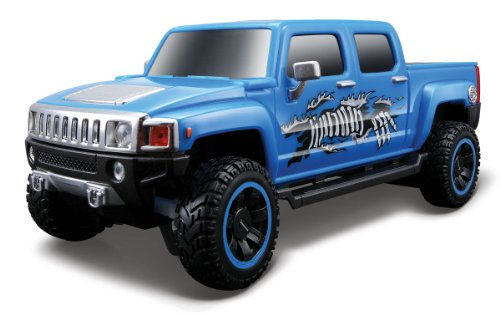 Maisto R/C 1:24 Scale HUMMER H3T Radio Control Vehicle (Colors May Vary) (Hand Hummer compare prices)
