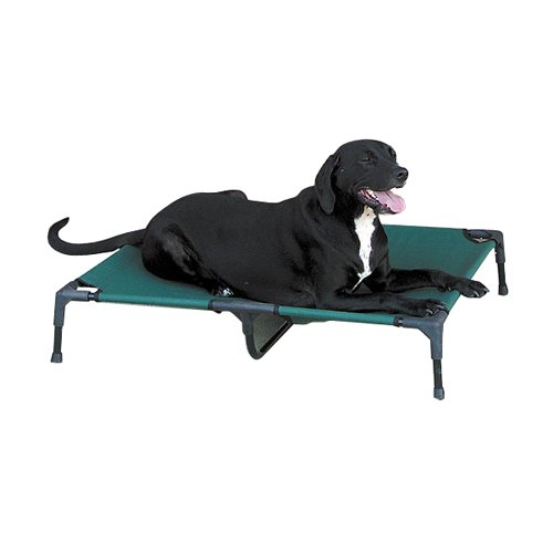 Guardian Gear Elevated Dog Cot, Small front-1041690