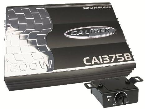 Caliber CA 1375B Autoradios 1200 W