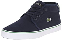 Lacoste Ampthill 116 2 Chukka Boot (Toddler/Little Kid/Big Kid), Navy, 7 M US Toddler