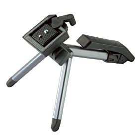 Cullmann Travelpod 3090 Shoulder / Table Tripod with 2-way Video Head