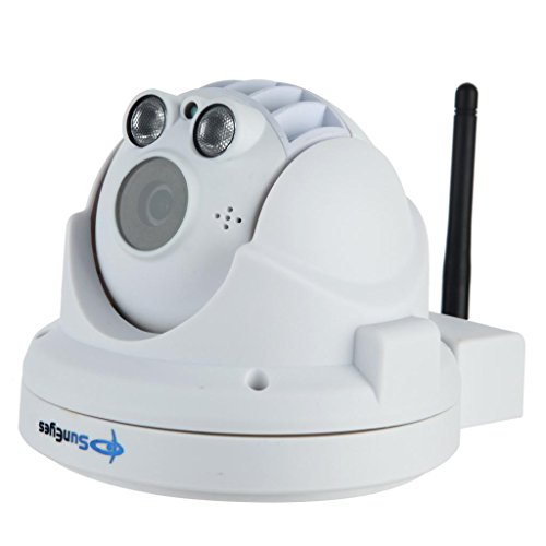 Suneyes Sp-P702Wpt Wireless Wifi Pan/Tilt Dome Ip Camera 720P 1.0Mp Hd With Onvif And Micro Sd Card Slot