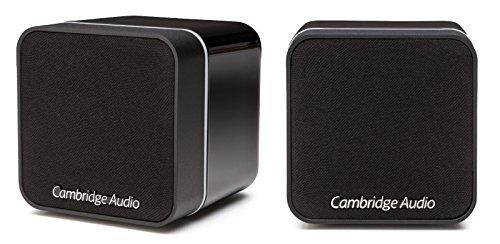 Cambridge Audio MINX MIN 12 Coppia Mini Diffusori - nero