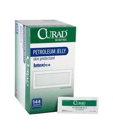 Curad CUR005331H Petroleum Jelly CUR005331H: 1 1oz Tube (Curad Petroleum Jelly Tube compare prices)