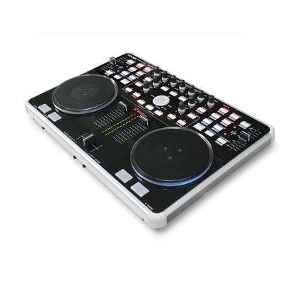 Vestax VCI-300 Dedicated USB MIDI DJ Controller for Serato ITCH (Black)