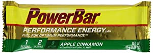 PowerBar Performance Apple Cinnamon, Box of 12