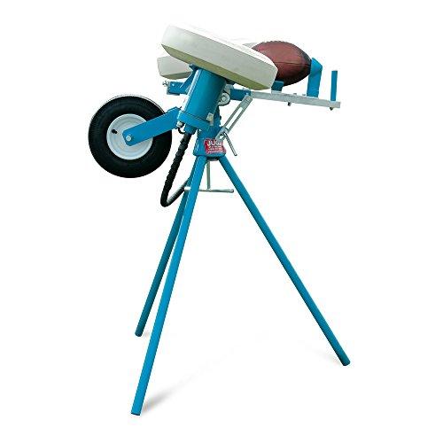 football pitching machine