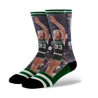 Stance Socks Mens NBA Legends Larry Bird Socks by Stance