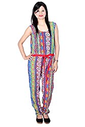 Vivaa Printed Multicolour Jumpsuit VJS-02