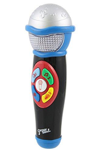 itsImagical - Micrófono inalámbrico con luces y sonido (87412)