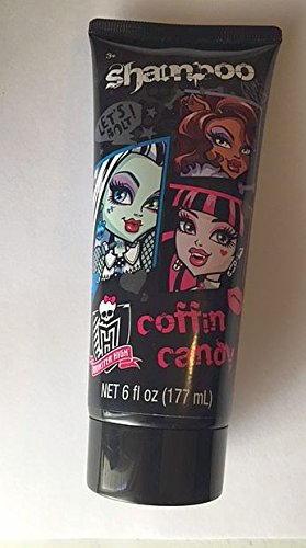 Monster High Coffin Candy Shampoo 6oz