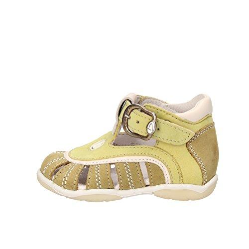 BALDUCCI sandali bambino verde pelle scamosciata AF339 (17 EU)