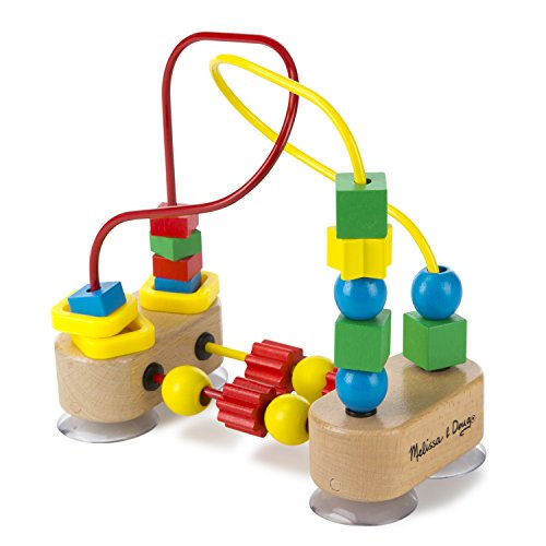 Melissa & Doug First Bead Maze (Baby Development Toys compare prices)