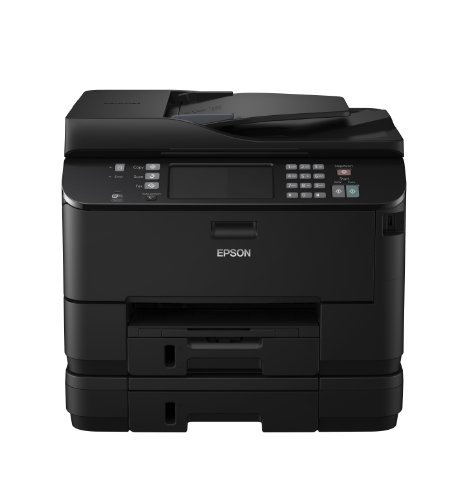 Epson WorkForce Pro WP-4545DTWF A4 Multifunction Inkjet Printer
