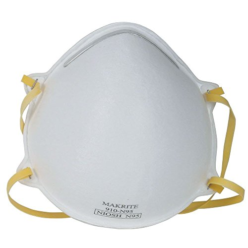 Flents ,20 N95 Approved Face Safety Breathing Particulate Respirator , N-95 Particle Dust Masks front-445563