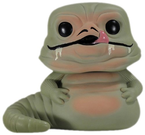 [Import Anglais]Star Wars Jabba the Hutt Pop! Vinyl Bobble Head