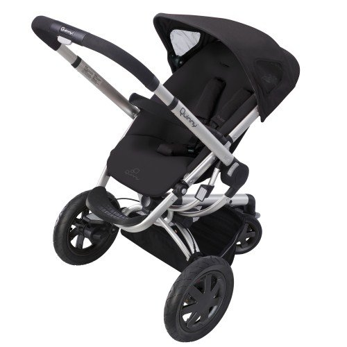 Quinny Buzz 3 Pushchair, Rocking Black - 60355780