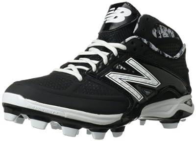 New Balance Men's P4040 TPU Molded Mid Baseball Shoe