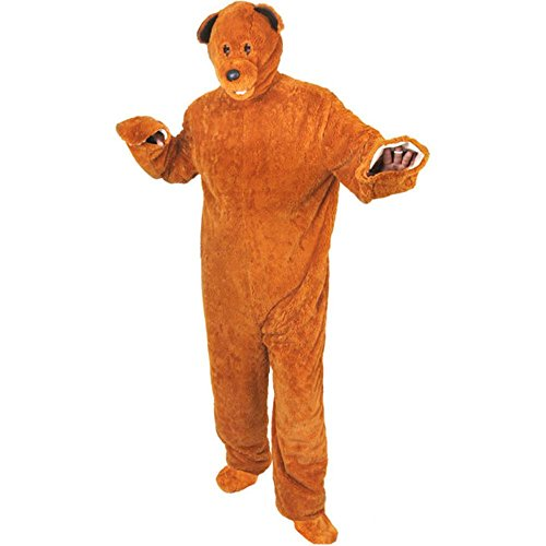 Adult's Teddy Bear Halloween Costume (One Size)