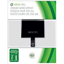 Xbox 360 250GB HardDrive - Xbox Slim Only