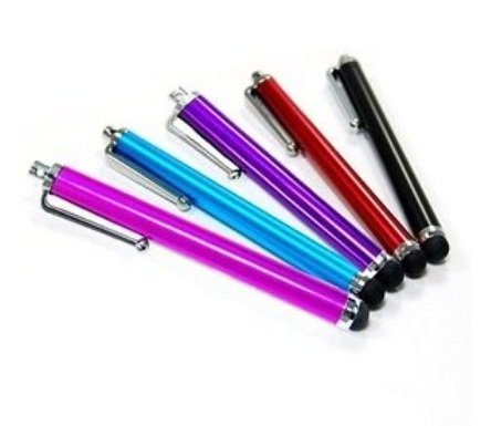 10 Pcs Stylus Set Aqua Blue/Black/Red/Pink/Purple Stylus/styli Touch Screen Cellphone Tablet Pen for iPhone 4G 3G 3GS iPod Touch iPad 2 3 SONY PLAYSTATION PSP PS VITA Motorola Xoom, Samsung Galaxy, BlackBerry Playbook AMM0101US, Barnes and Noble Nook Color, Droid Bionic