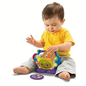 Fisher-Price Laugh & Learn Sing-with-Me