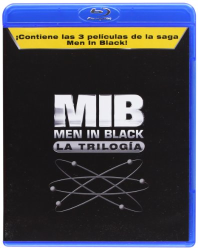 Pack Men In Black 1+2+3 [Blu-ray]