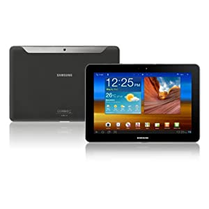 Samsung Galaxy Tab 10.1 ( WiFi, 32GB, Black) - UK Version